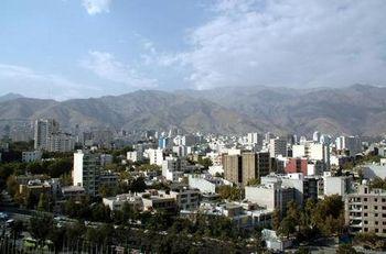 伊朗现代油画风景欣赏